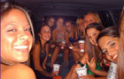 Limo for Bachelor Party or Bachelorette Party in Daytona Beach