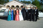 Let Elegant Limousines help you celebrate your Prom in Daytona Beach